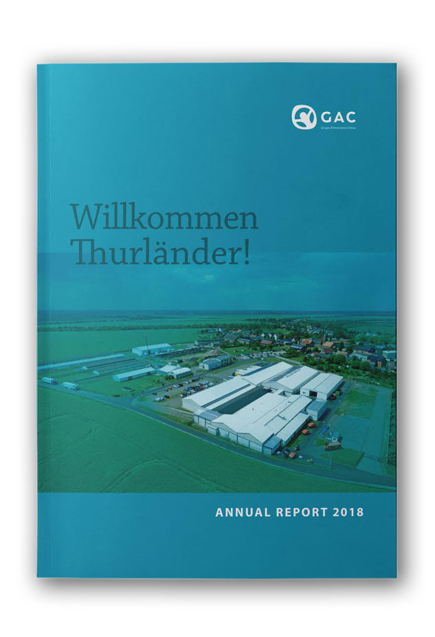 GAC – Annual report 2018
